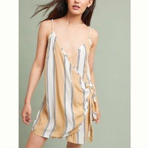 Emilie Wrap Dress from Anthropologie